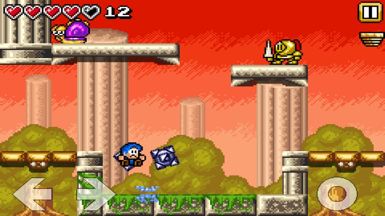Bloo Kid - with ads screenshot-2