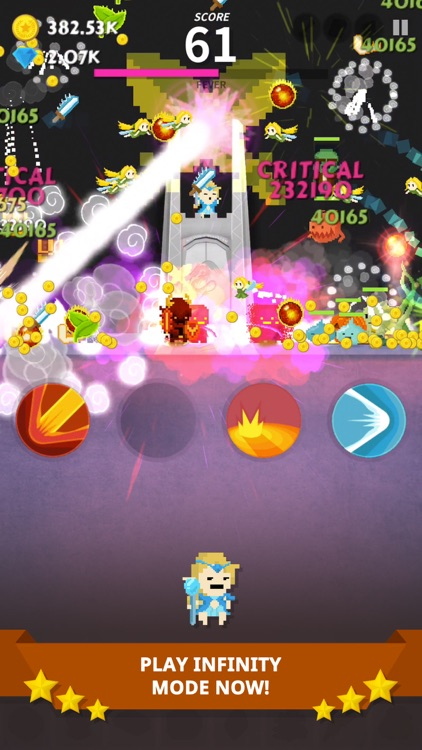 Tap Quest : Gate Keeper screenshot-3