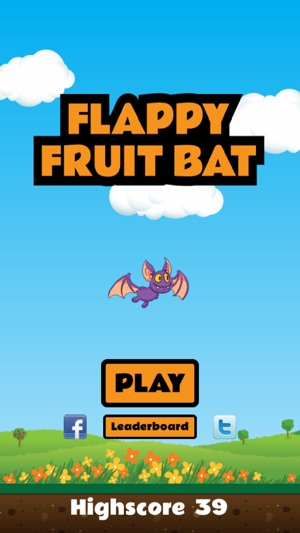 Flappy Fruit Bat On The App Store
