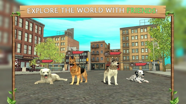 Dog Sim Online: Build A Family screenshot-3
