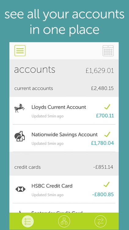 OnTrees Personal Finance from MoneySuperMarket screenshot-0