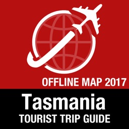 Tasmania Tourist Guide + Offline Map