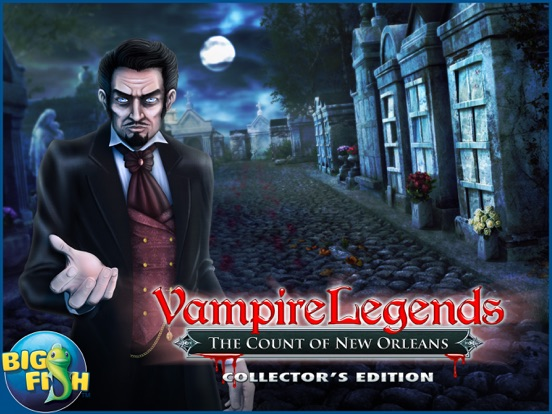 Vampire Legends: The Count of New Orleans HD screenshot 5