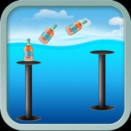 Bottle.io - Flip Bottle Endless Arcade Challenge