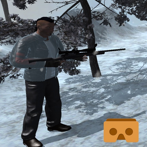 VR Winter Hunt 3D for Cardboard