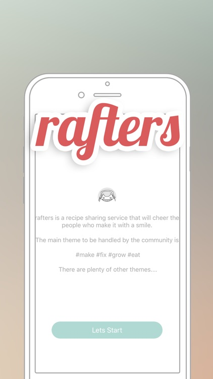 rafters screenshot-0