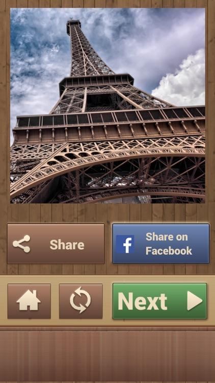 Paris Jigsaw Puzzles screenshot-4