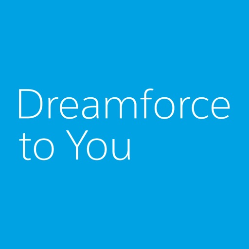 Dreamforce to You icon