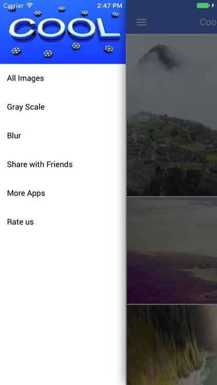 Cool Wallpapers app