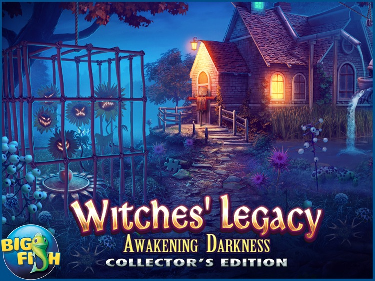 Witches' Legacy: Awakening Darkness HD (Full) screenshot-4