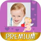 婴孩照片框架和拼贴画 - 高级 icon
