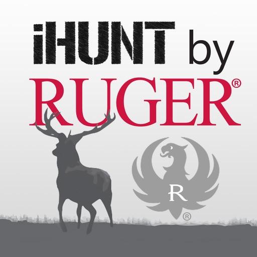 iHunt By Ruger Hunting Calls Fish & Solunar Tables application logo