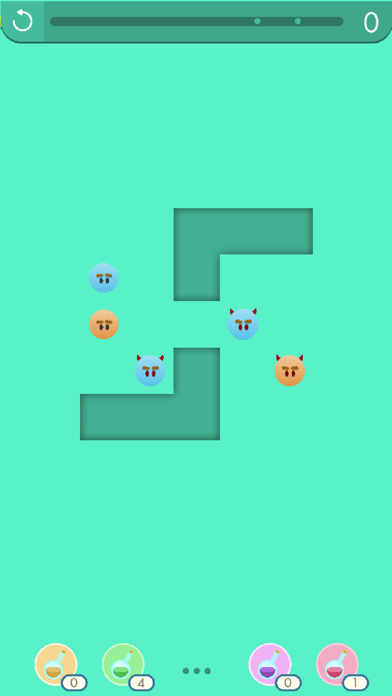 Dot Kingdom - a beautifully minimalist puzzle game screenshot three