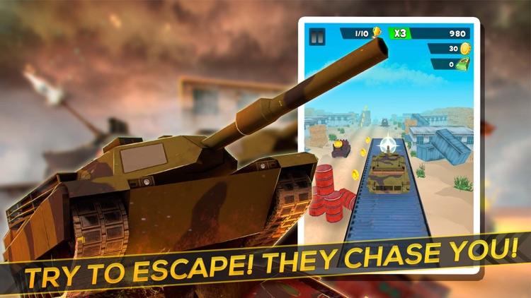 War Tank Heroes