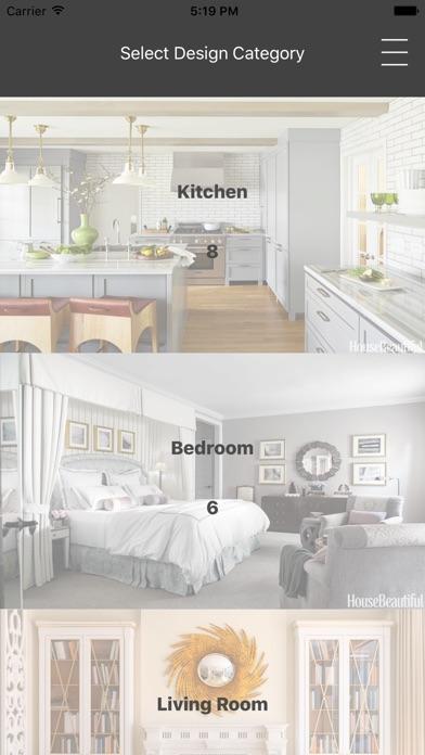 Interior-Design Screenshot