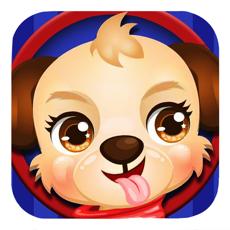 Activities of Cute pet-Royal princess puppy