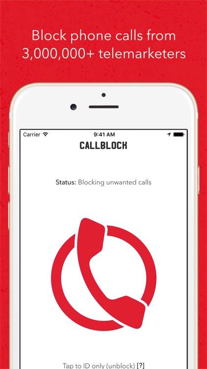 Callblock screenshot-0