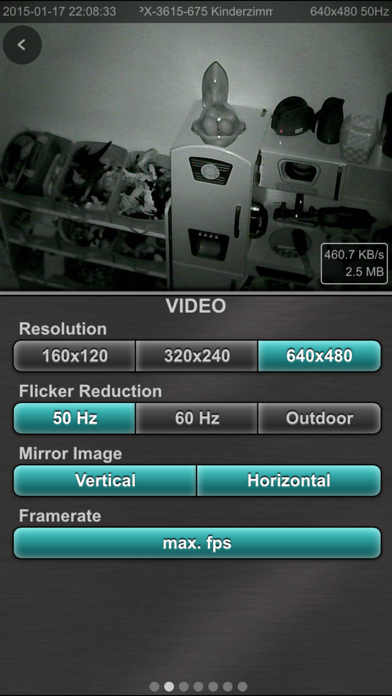 ipCam FC - for IP Camerasのおすすめ画像3