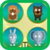 Animals Memory Matching Games - 内存 ios 游戏