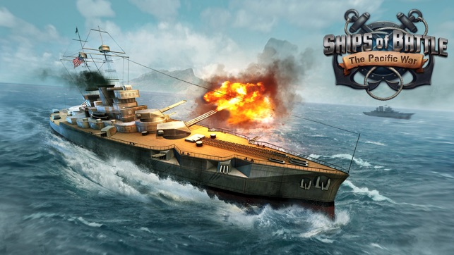 Ships of Battle: The Pacific on the App Store