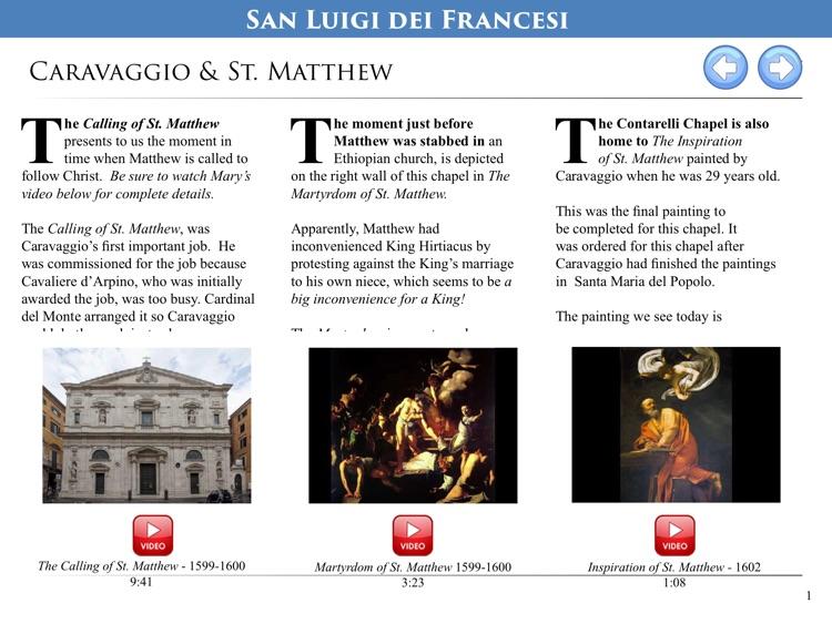 Renaissance, Mannerist & Baroque Rome Walkabout screenshot-3