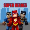 SuperHero Skin for マインクラフト,スキン 無料 for Minecraft