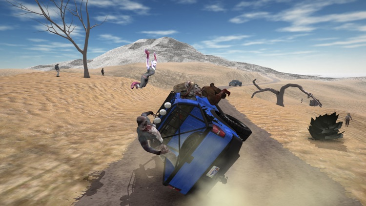 4x4 Offroad Car Driving Simulator: Zombie Survival
