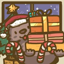 Bear Life - Animated Christmas Sticker Pack