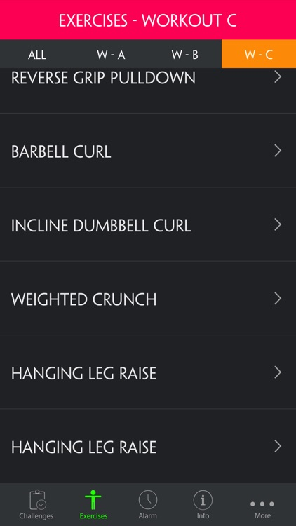 A Full Body Strength & Hypertrophy Workout Pro screenshot-3