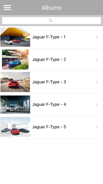 HD Car Wallpapers - Jaguar F-Type Edition screenshot-3