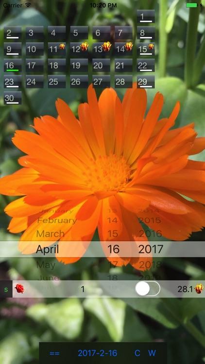 Only for Women - Period Tracker Menstrual Calendar screenshot-4