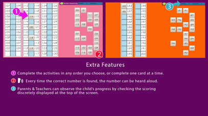 Number Sequencing 101 - 200 screenshot 5