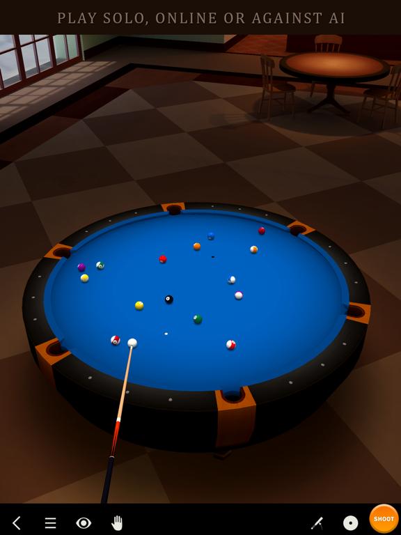 Pool Break - 3Dビリヤードやスヌーカーのおすすめ画像1