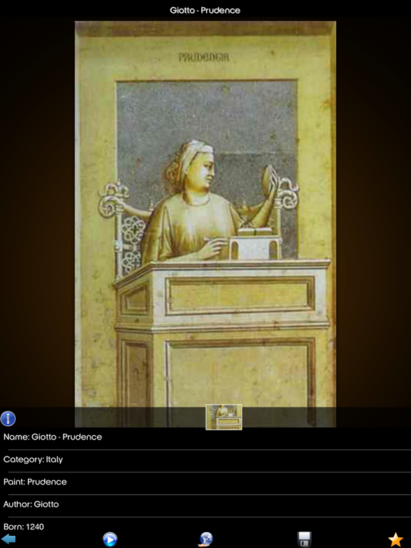 Giotto Art Gallery! screenshot 10