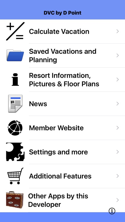 DVC by D Point - for Disney Vacation Club screenshot-4