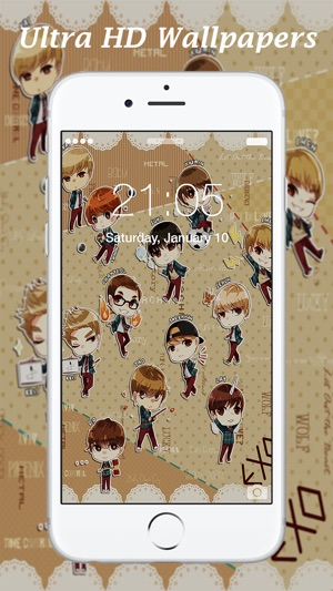 Exo Wallpapers Hd Kpop Exo We Are One On The App Store