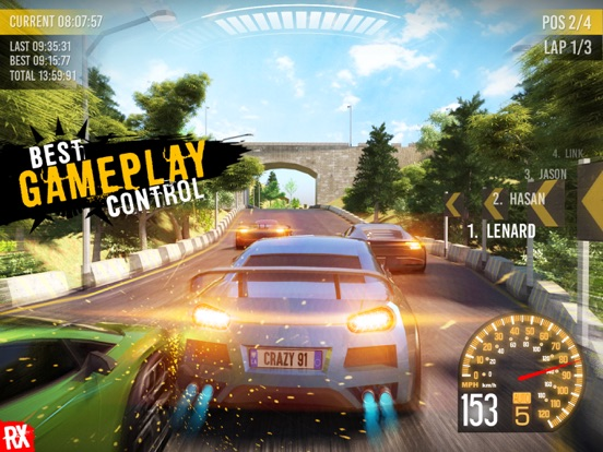 Extreme Asphalt : Car Racing screenshot 5