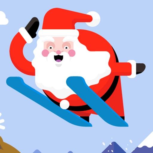 Ski Santa Safari - Merry Christmas!