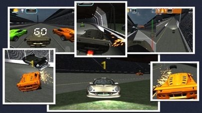 Race N Chase 3D Extreme Fast Car Racing Game screenshot one