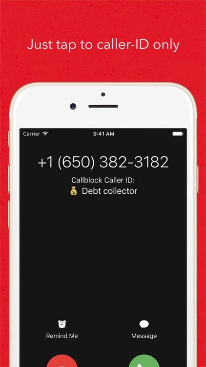 Callblock screenshot-3