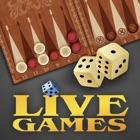 Backgammon LiveGames icon