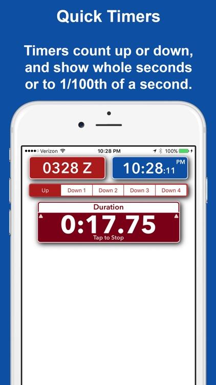 TimeStruct - Custom Timers, Quick Timer, Clocks screenshot-3