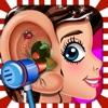 クリスマス 王女 耳 医師 楽しいです 子供たち ゲーム - iPhoneアプリ