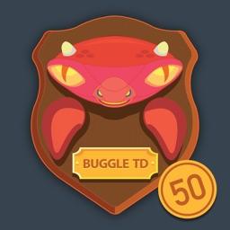 Buggle TD Tower Defense - 50 Waves Challenge