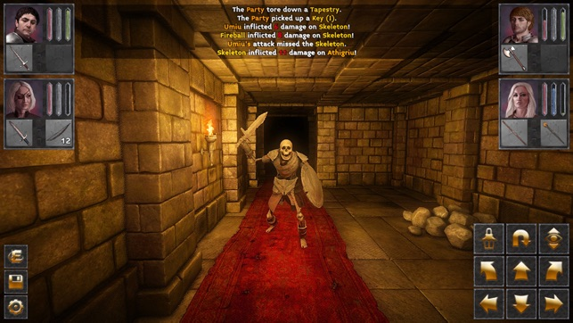 The Deep Paths Screenshot