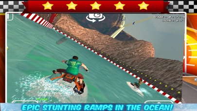 Extreme Power Boat Racers screenshot one