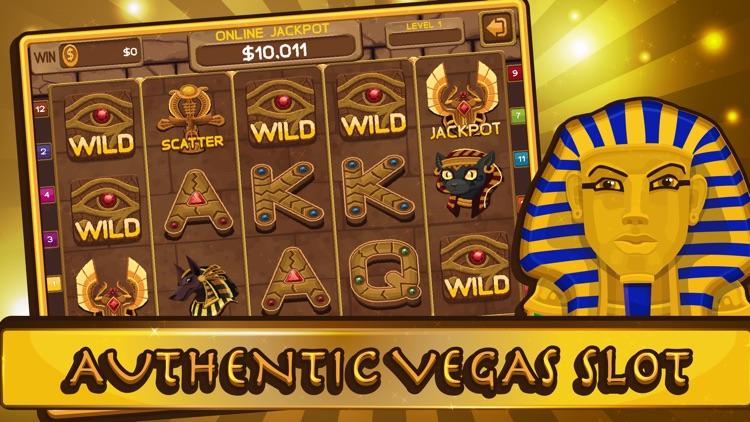 Pharaoh Casino - Ancient Egypt Slots Machines