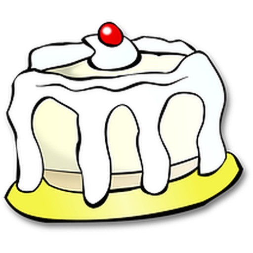 Cakes One Sticker Pack