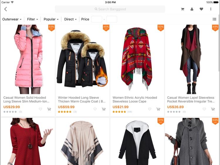 Banggood HD - Shopping With Fun screenshot-4