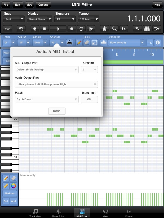 Meteor Lite Multitrack Recorder screenshot-4